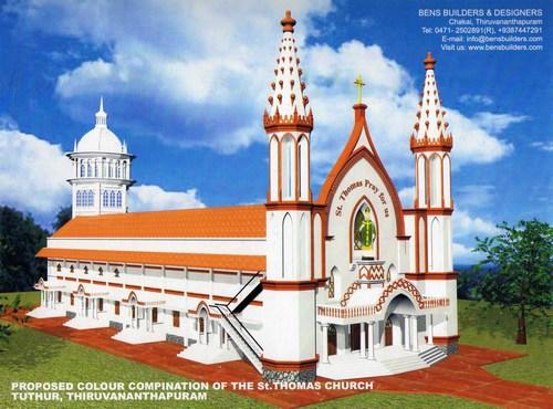 desain gereja